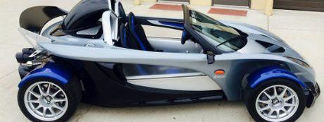 Diem danh cac mau xe in 3D doc nhat hanh tinh (P1) - Anh 5
