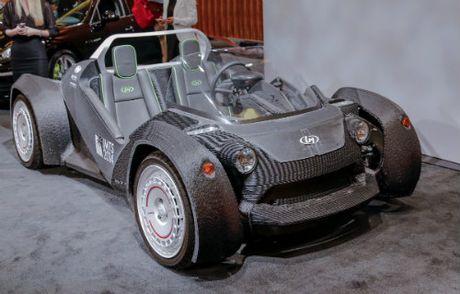 Diem danh cac mau xe in 3D doc nhat hanh tinh (P1) - Anh 8