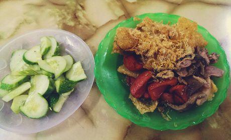 Quan xoi ran gion rum hut khach o Ha Noi - Anh 2