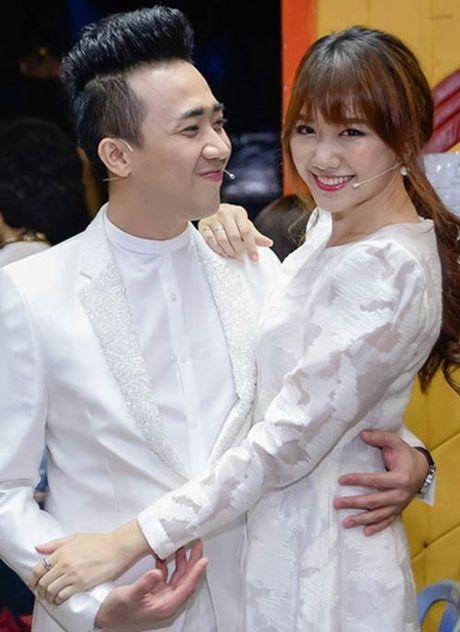 Tran Thanh, Hari Won bi mat dat may do cuoi? - Anh 2