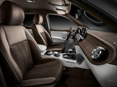 Mercedes-Benz X-Class ro ri, khien vua ban tai F-150 so - Anh 6