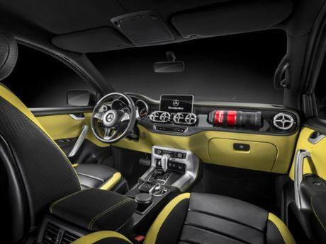 Mercedes-Benz X-Class ro ri, khien vua ban tai F-150 so - Anh 7