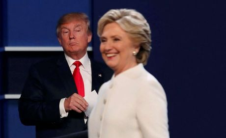 Ly do con qua som de tin Trump se bai tran truoc Clinton - Anh 1