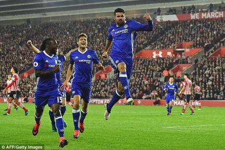 Cham diem Southampton 0-2 Chelsea: Antonio Conte sang nhat - Anh 7