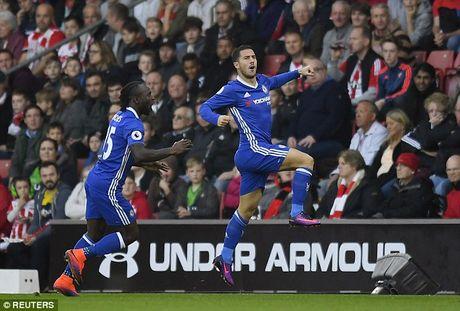 Cham diem Southampton 0-2 Chelsea: Antonio Conte sang nhat - Anh 8