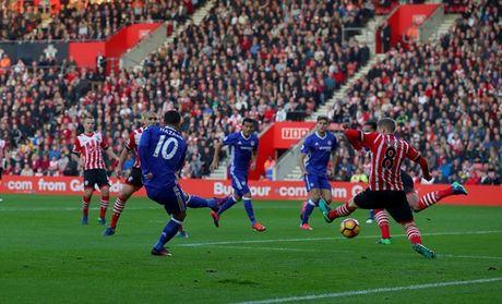 Costa lap sieu pham, Chelsea 'nhe nhang' danh bai Southampton - Anh 1
