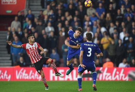 Costa lap sieu pham, Chelsea 'nhe nhang' danh bai Southampton - Anh 2