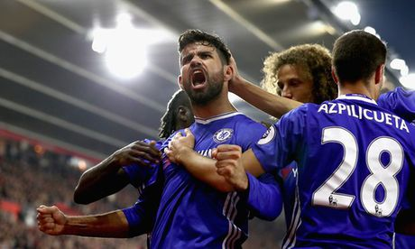 Costa lap sieu pham, Chelsea 'nhe nhang' danh bai Southampton - Anh 3