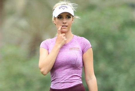 Paige Spiranac - Nu golf thu dang lam dien dao cong dong mang - Anh 5