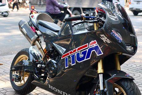 Honda MSX 125 'bien hinh' sieu moto tien ty tai Sai Gon - Anh 1