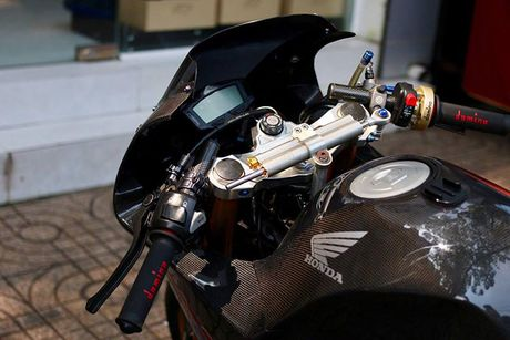 Honda MSX 125 'bien hinh' sieu moto tien ty tai Sai Gon - Anh 3