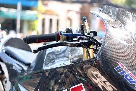 Honda MSX 125 'bien hinh' sieu moto tien ty tai Sai Gon - Anh 5