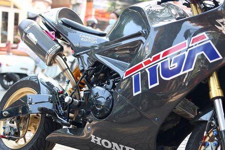 Honda MSX 125 'bien hinh' sieu moto tien ty tai Sai Gon - Anh 6