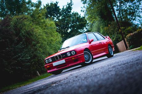 'Xe co' BMW M3 Sport Evolution thet gia 3,11 ty - Anh 1