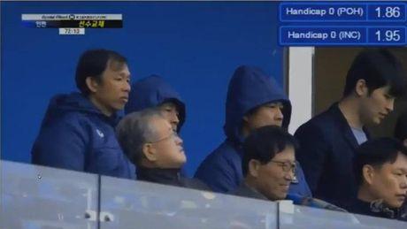 Du khan Xuan Truong da K-League, HLV Huu Thang noi gi? - Anh 1