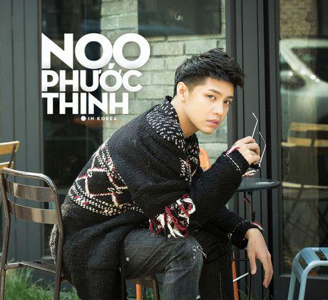 Noo Phuoc Thinh ruc rich tung single ung ho dong bao mien Trung - Anh 5
