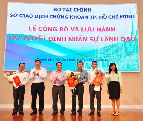 Ong Tran Van Dung chinh thuc tro thanh Chu tich HDQT HoSE - Anh 1