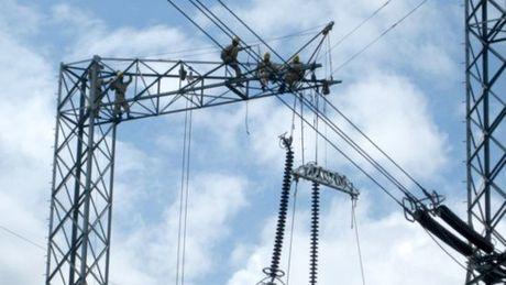 Dong dien tram bien ap 220 kV Ngu Hanh Son - Anh 1