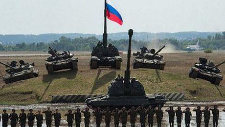 Nga canh bao dap tra viec NATO tang quan toi Baltic - Anh 1