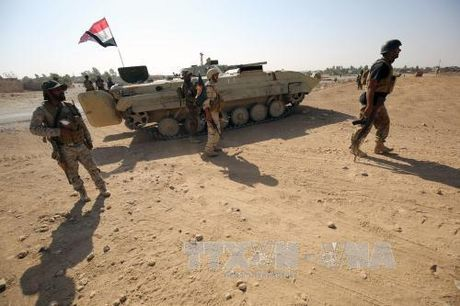 Iraq noi lai chien dich tan cong Mosul - Anh 1