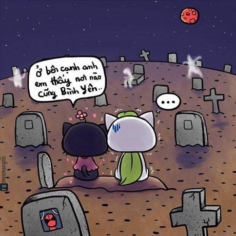 Cuoi te ghe 31/10: Halloween ra duong khong can trang diem - Anh 3
