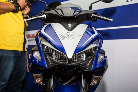 Yamaha NVX, ke thay the hoan hao cho chu 'ngua gia' Nouvo - Anh 1