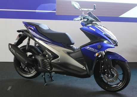 Yamaha NVX, ke thay the hoan hao cho chu 'ngua gia' Nouvo - Anh 2