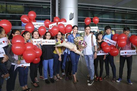 Sau Hoa hau Trai dat, Nam Em ve nuoc va chuan bi cho ra mat single - Anh 5