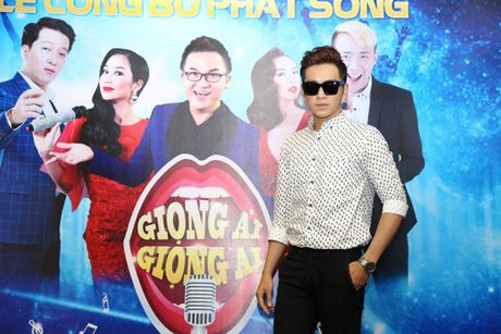 Truong Giang 'to' Thu Trang hat nhu 'tham hoa am nhac' - Anh 2