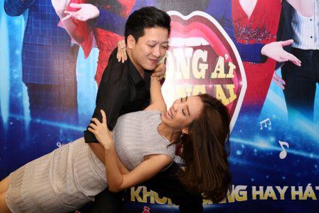 Truong Giang 'to' Thu Trang hat nhu 'tham hoa am nhac' - Anh 3