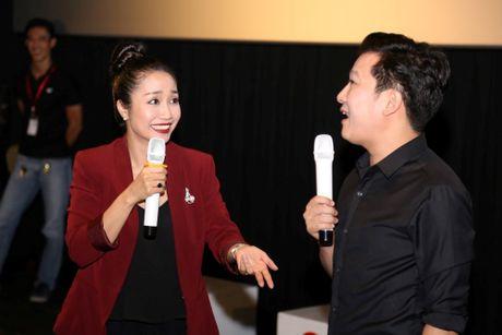 Truong Giang 'to' Thu Trang hat nhu 'tham hoa am nhac' - Anh 5