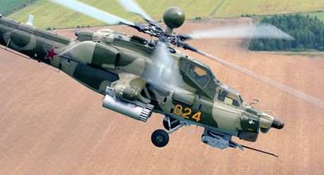 'Tho san dem' Mi-28 nang cap 'giap laser', them nhieu ten lua moi - Anh 1