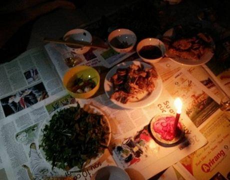 Nguoi Da Nang than troi vi bi cat dien suot 22 gio lien tuc - Anh 1