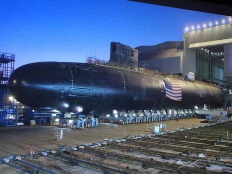 Hai quan My dua tau ngam USS Illinois 2,7 ty usd vao hoat dong - Anh 1