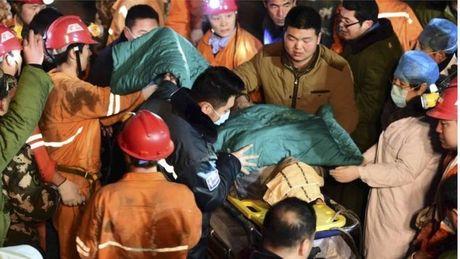 Trung Quoc: No mo than, 15 nguoi chet va 18 nguoi mat tich - Anh 2