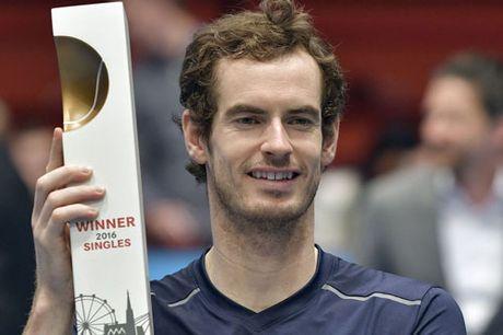 Tin the thao HOT 31/10: Tuan toi, Murray se soan ngoi Djokovic? - Anh 1
