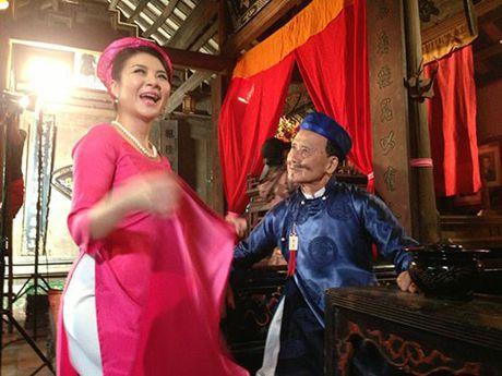 Nghe si Pham Bang an tuong voi cac vai dien de rau - Anh 7