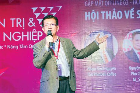Khoi nghiep rat can lien ket - Anh 1