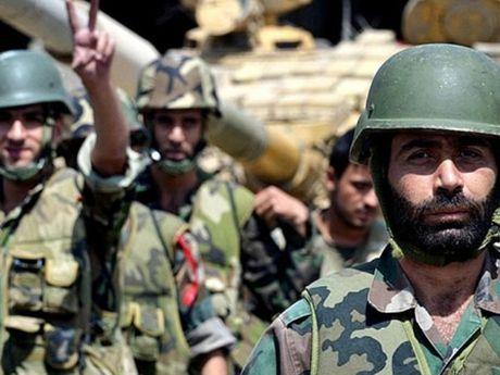 Syria san sang tang cuong them quan den khap chien truong o Aleppo - Anh 1