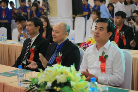 Ngay hoi cua Sinh vien Thai Binh tai Ha Noi - Anh 1