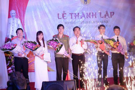 Ngay hoi cua Sinh vien Thai Binh tai Ha Noi - Anh 2