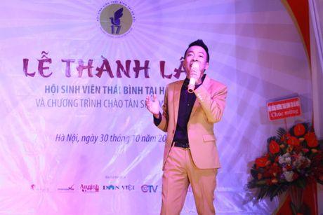 Ngay hoi cua Sinh vien Thai Binh tai Ha Noi - Anh 3