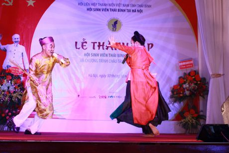 Ngay hoi cua Sinh vien Thai Binh tai Ha Noi - Anh 6