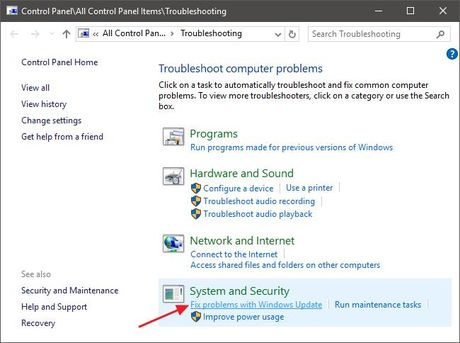 Tu sua loi Windows Update tren Windows 10, 8, 7 - Anh 3