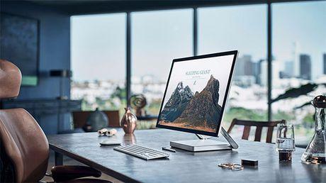 Surface Studio chay hang, phai doi toi dau 2017 - Anh 1