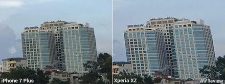 So sanh chi tiet camera Sony Xperia XZ va iPhone 7 Plus - Anh 4