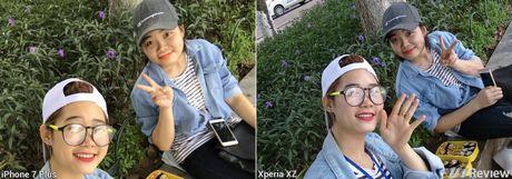So sanh chi tiet camera Sony Xperia XZ va iPhone 7 Plus - Anh 55