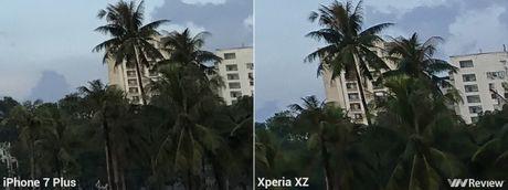 So sanh chi tiet camera Sony Xperia XZ va iPhone 7 Plus - Anh 6