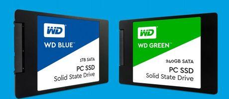 SSD cua WD da ve Viet Nam, gia tu 2,49 trieu cho ban 250GB - Anh 1