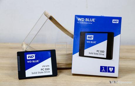 SSD cua WD da ve Viet Nam, gia tu 2,49 trieu cho ban 250GB - Anh 2